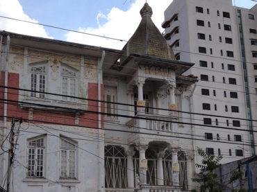 Palacete – Rua Conselheiro Cotegipe, 670