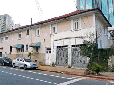 Sobrado Descaracterizado – Rua Cubatão, 99