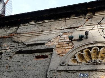 Casa Demolida – Av. Cruzeiro do Sul, 165