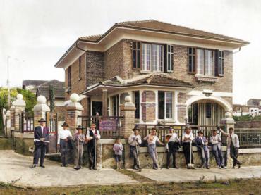 Casarão Demolido – Rua Machado de Assis, 311