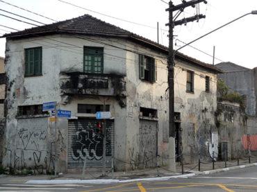 Sobrado  – Avenida Alcântara Machado, 2041