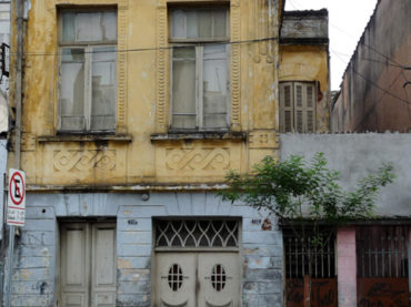Casa – Rua Barata Ribeiro, 116 e 118