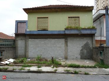 Sobrado – Rua Arnaldo Vallardi Portilho, 220