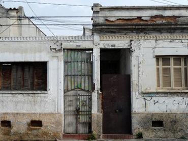 Casas Demolidas – Rua Behring, 146 e 148
