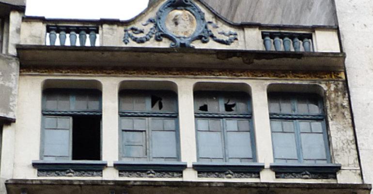 Edifício – Rua Líbero Badaró, 624