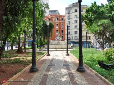 Praça Julio Mesquita