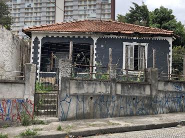 Casas Antigas – Rua Dona Otávia 58 e 62
