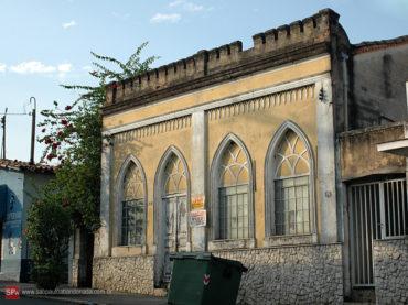 Casarão Antigo em Salto – Rua José Galvão, 32