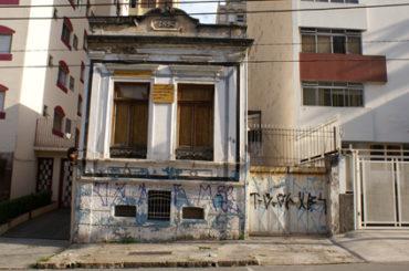 Casa de 1896 – Rua Marquês de Itu, 663
