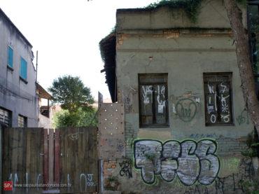 Casa – rua Cardeal Arcoverde s/n