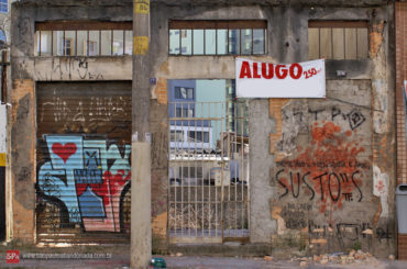 Armazém Demolido: rua Tamandaré, 418