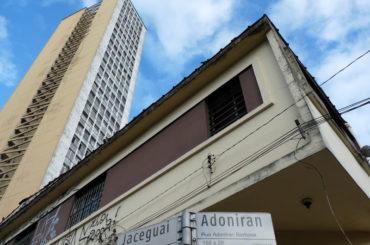 As ruas esquecidas de Adoniran Barbosa