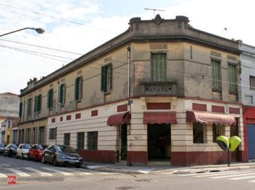 Sobrado de 1925 – Rua da Mooca, 516