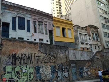 Casas Geminadas – Rua Genebra