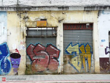 Salões Demolidos – Rua do Triunfo, 167