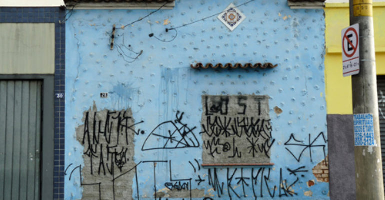 Casa Demolida – Rua Guaporé, 28