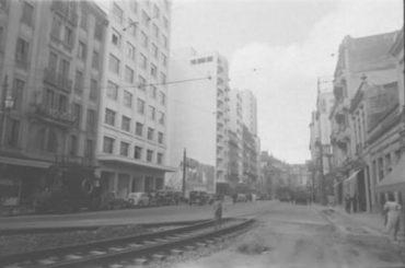 Edifício – Rua Xavier de Toledo