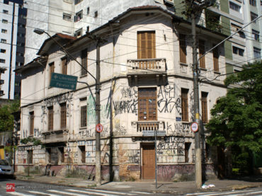 Edifício – Rua Condessa de São Joaquim, 215