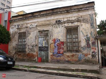 Casa Demolida – Rua Carlos Petit, 205