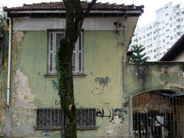 Sobrado – Rua Diogo Vaz, 161