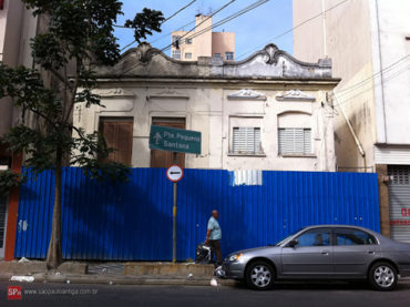 Casas Demolidos – Rua Prates s/n
