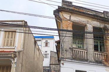Sobrado Antigo – Rua Scuvero, 287
