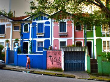 Sobrados Demolidos da Rua Monte Alegre
