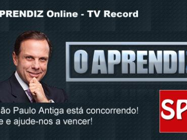 São Paulo Antiga está no Aprendiz Online!