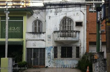 Sobrado Demolido – Avenida Pacaembu, 935