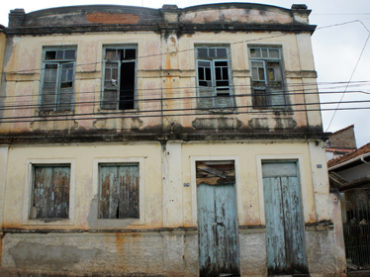 Sobrado Antigo – Rua Coronel Tamarindo, 568