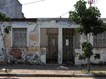 Casas Demolidas – Rua Serra de Jairé, 1355