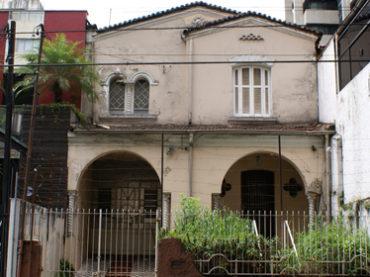 Sobrado – Rua Haddock Lobo, 153