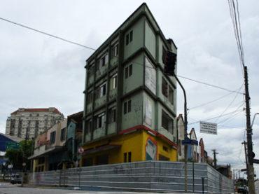 Quarteirão Demolido – Avenida Pompéia e Ruas Clélia e Turiassú