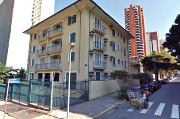 Edifício Demolido – Avenida Rebouças, 1206