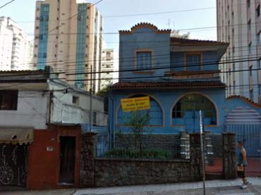 Sobrado Demolido – Rua Tomás Carvalhal, 380