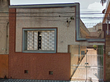 Casa Demolida – Rua Coronel Morais, 140