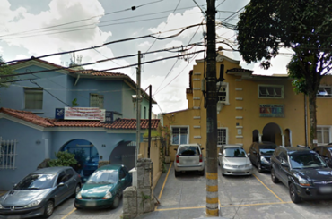 Casas Demolidas – Rua dos Caetés 74 a 114