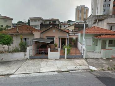 Casas Demolidas – Rua Gonçalo da Cunha