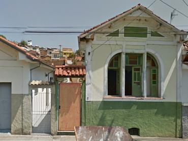 Casa Demolida – Rua Cel. Tamarindo, 460