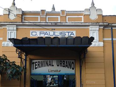 Estação Ferroviária de Leme