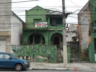 Sobrado Demolido – Rua Carlos Vicari, 339
