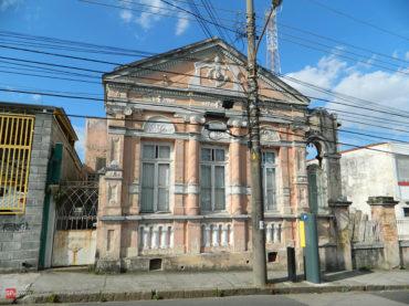 Casarão – Rua Barão de Jundiaí, 260