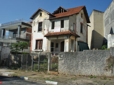 Sobrado Demolido – Rua José do Patrocínio, 66