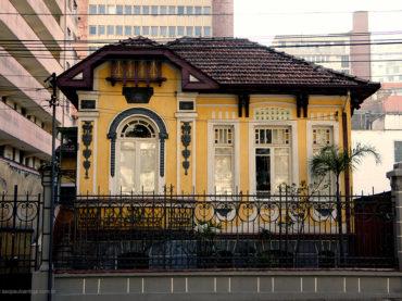 Residência de João Canero
