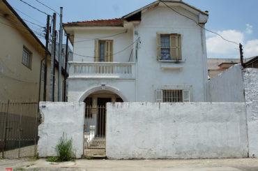 Sobrado Demolido – Rua Canindé, 772
