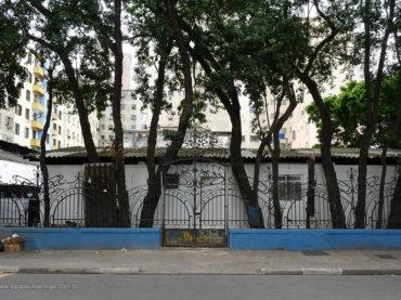 Portão em Art Noveau – Rua Vitória, 595
