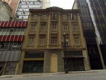 Edifício – Rua Líbero Badaró, 452