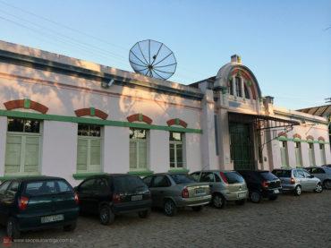 Estação de Valinhos (Cia Paulista)