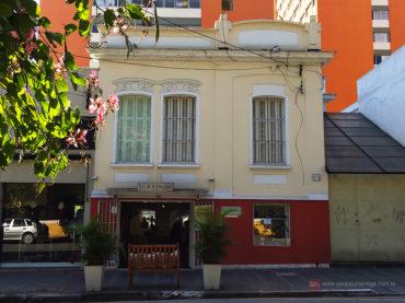 Casa – Rua Dr. Homem de Mello, 574