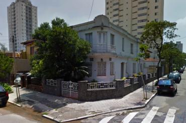 Sobrado Demolido – Rua Almirante Calheiros, 178